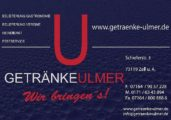 Getränke Ulmer – Zell u.A.
